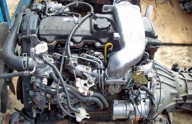 Merawat Mesin Diesel Truk